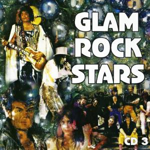 Glam Rock Stars CD 3 - Cover
