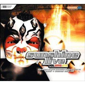 Cover - Lemond Pascal: Sunshine Live Volume: 018