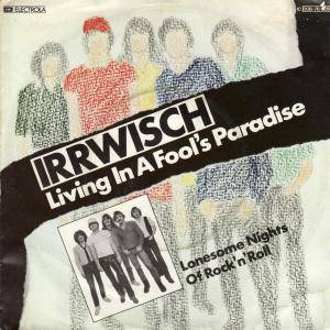 Cover - Irrwisch: Living In A Fool's Paradise