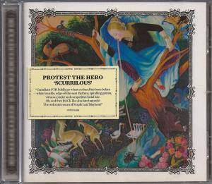 Protest The Hero: Scurrilous (CD) - Bild 2