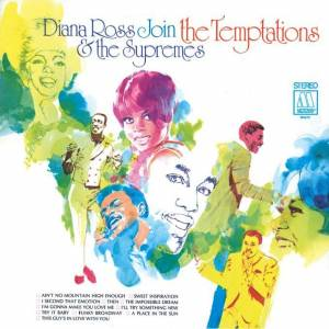 Cover - Diana Ross & The Supremes: Join The Temptations