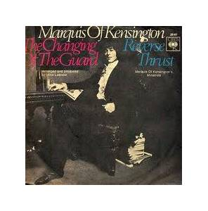 Cover - Marquis Of Kensington: Changing Of The Guard, The
