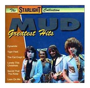 Cover - Mud: Greatest Hits