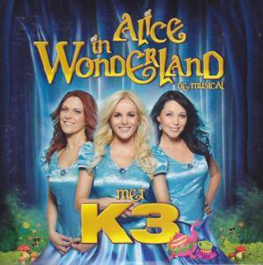 Cover - K3: Alice In Wonderland