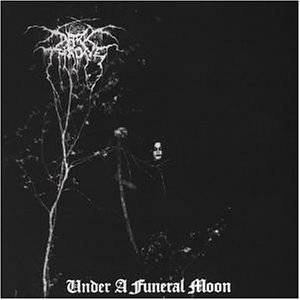 Cover - Darkthrone: Under A Funeral Moon