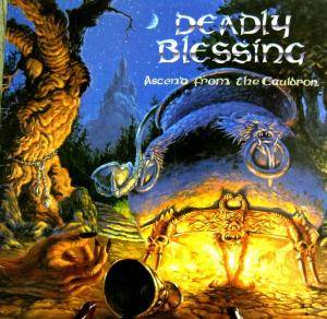Deadly Blessing: Ascend From The Cauldron - Cover