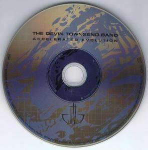 The Devin Townsend Band: Accelerated Evolution (2-CD) - Bild 3