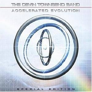 The Devin Townsend Band: Accelerated Evolution (2-CD) - Bild 1