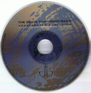 The Devin Townsend Band: Accelerated Evolution (2-CD) - Bild 4