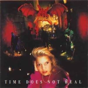 Dark Angel: Time Does Not Heal - Cover