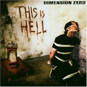 Cover - Dimension Zero: This Is Hell