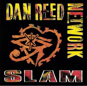 Cover - Dan Reed Network: Slam