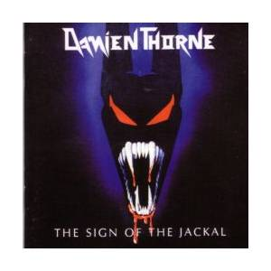Damien Thorne: Sign Of The Jackal, The - Cover