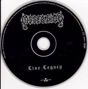 Dissection: Live Legacy (CD) - Bild 6
