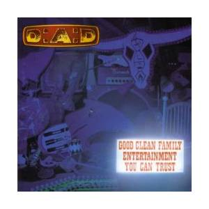 D-A-D: Good Clean Family Entertainment You Can Trust - Cover
