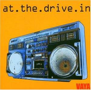 At The Drive-In: Vaya - Cover