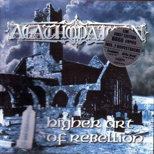 Agathodaimon: Higher Art Of Rebellion (CD) - Bild 1