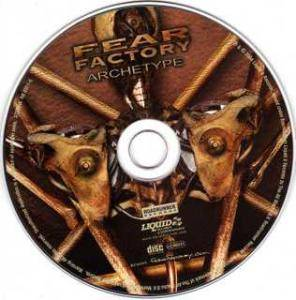 Fear Factory: Archetype (CD + DVD) - Bild 4