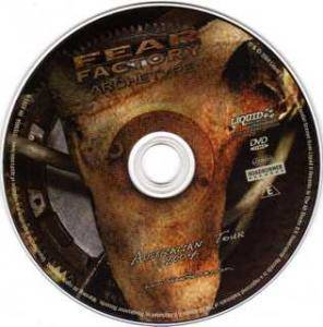Fear Factory: Archetype (CD + DVD) - Bild 5