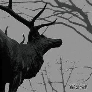 Agalloch: Mantle, The - Cover