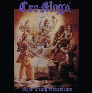 Cover - Cro-Mags: Near Death Experience