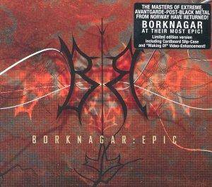 Cover - Borknagar: Epic