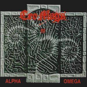 Cro-Mags: Alpha - Omega - Cover