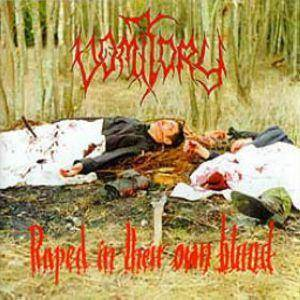 Vomitory: Raped In Their Own Blood - Cover