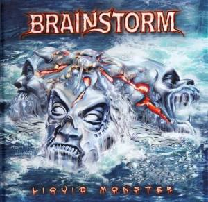 Brainstorm: Liquid Monster (CD + DVD) - Bild 2