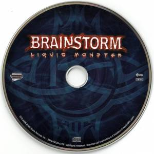 Brainstorm: Liquid Monster (CD + DVD) - Bild 4