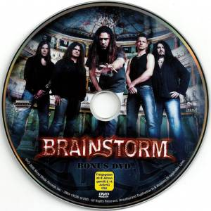 Brainstorm: Liquid Monster (CD + DVD) - Bild 5