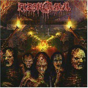 Fleshcrawl: As Blood Rains From The Sky... We Walk The Path Of Endless Fire (CD) - Bild 1