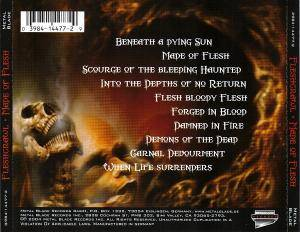 Fleshcrawl: Made Of Flesh (CD) - Bild 2