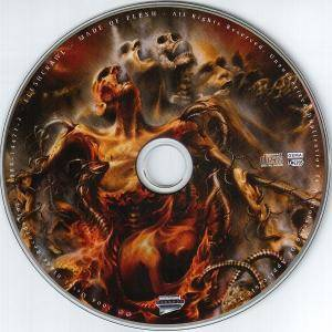 Fleshcrawl: Made Of Flesh (CD) - Bild 3