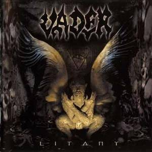 Vader: Litany - Cover