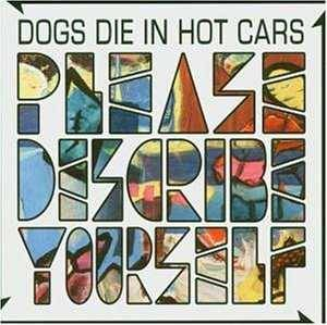 Dogs Die In Hot Cars: Please Describe Yourself - Cover