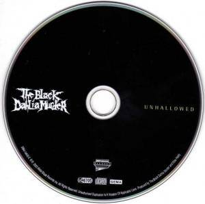 The Black Dahlia Murder: Unhallowed (CD) - Bild 3