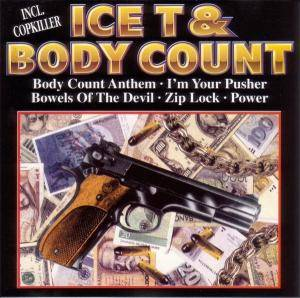 Cover - Ice-T: Live USA