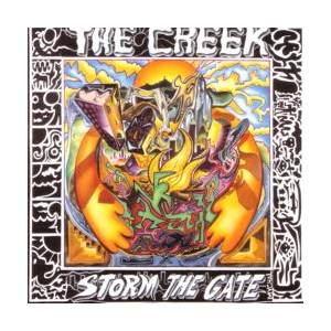 The Creek: Storm The Gate - Cover