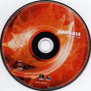 Xandria: Kill The Sun (CD) - Bild 3