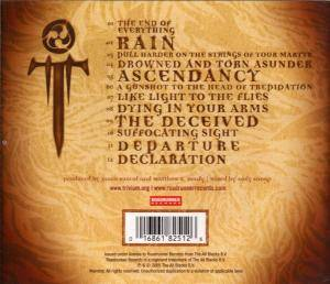 Trivium: Ascendancy (CD) - Bild 2