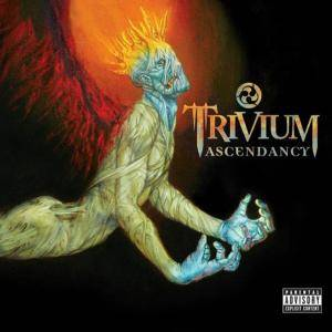 Trivium: Ascendancy - Cover