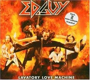 Edguy: Lavatory Love Machine (Single-CD) - Bild 1