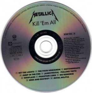 Metallica: Kill 'em All (CD) - Bild 3
