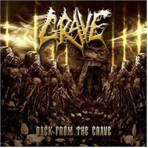 Grave: Back From The Grave (2-CD) - Bild 1