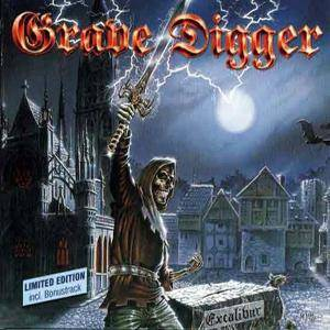 Grave Digger: The Middle Ages Trilogy (3-CD) - Bild 3