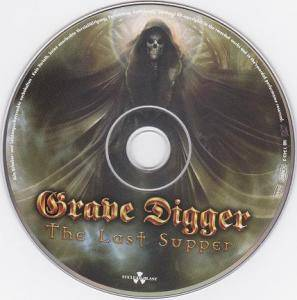Grave Digger: The Last Supper (CD) - Bild 2