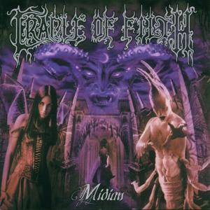 Cradle Of Filth: Midian - Cover