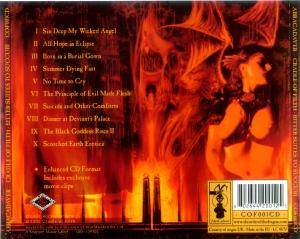 Cradle Of Filth: Bitter Suites To Succubi (CD) - Bild 4