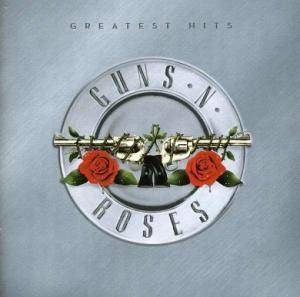 Guns N' Roses: Greatest Hits - Cover